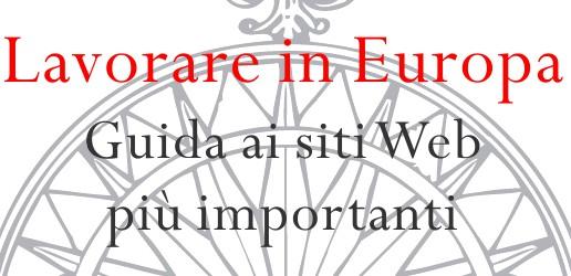 Lavorare in Europa: guida ai siti web più importanti