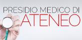 Ambulatorio medico: da Gennaio il nuovo orario dei servizi del presidio sanitario della Mediterranea