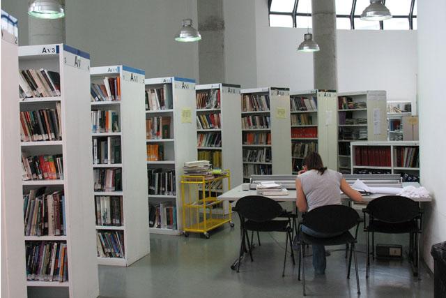 Foto Bibloteca architettura