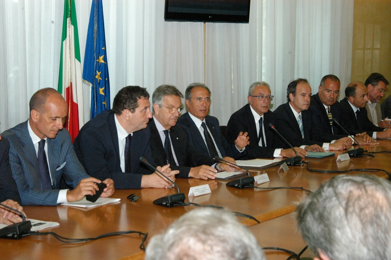 Conferenza stampa SSEA