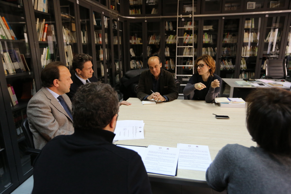 Workshop Landscape accessibility - foto S. Pippia
