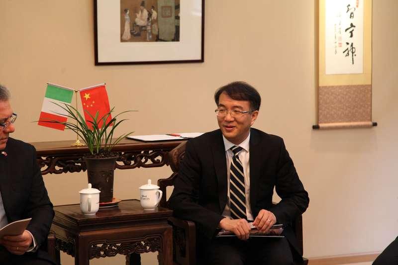 Accordo con la Chongqing University