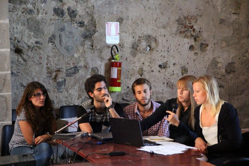Workshop - presentazioni lavori