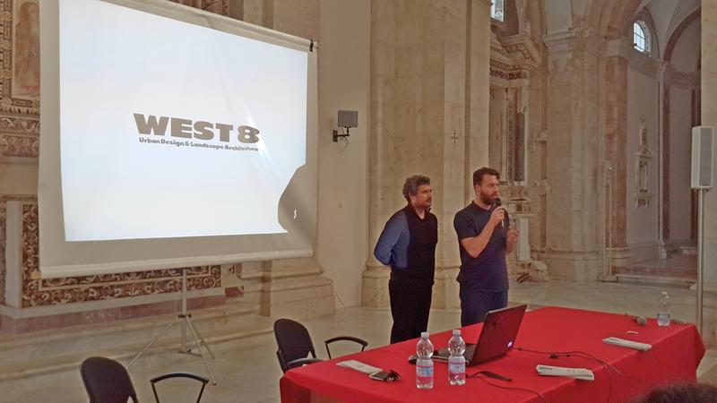 Lezioni - West 8