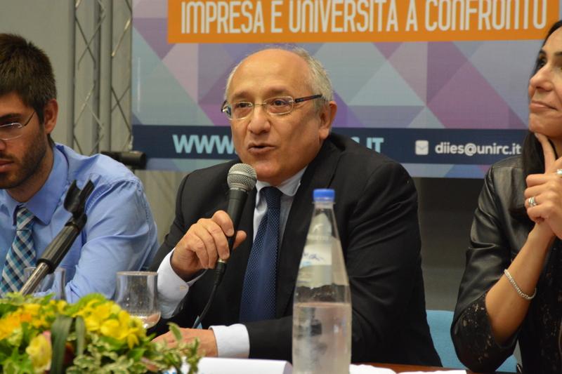 Salvatore Vitale a Ingegneria