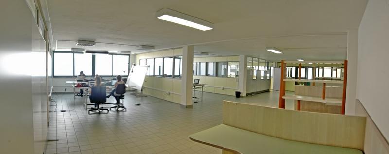Collegio universitario: Sala studio