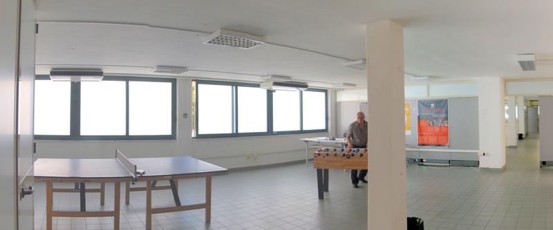 Collegio Universitario: Sala giochi