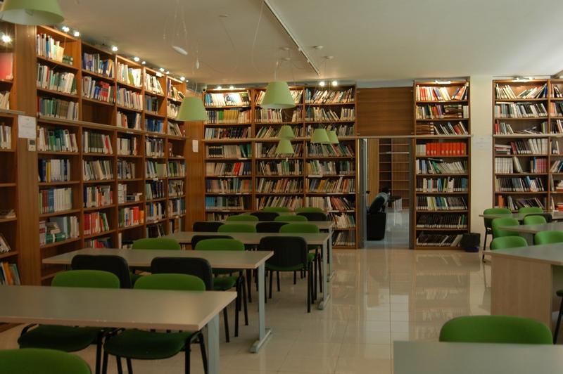 Collegio Universitario biblioteca