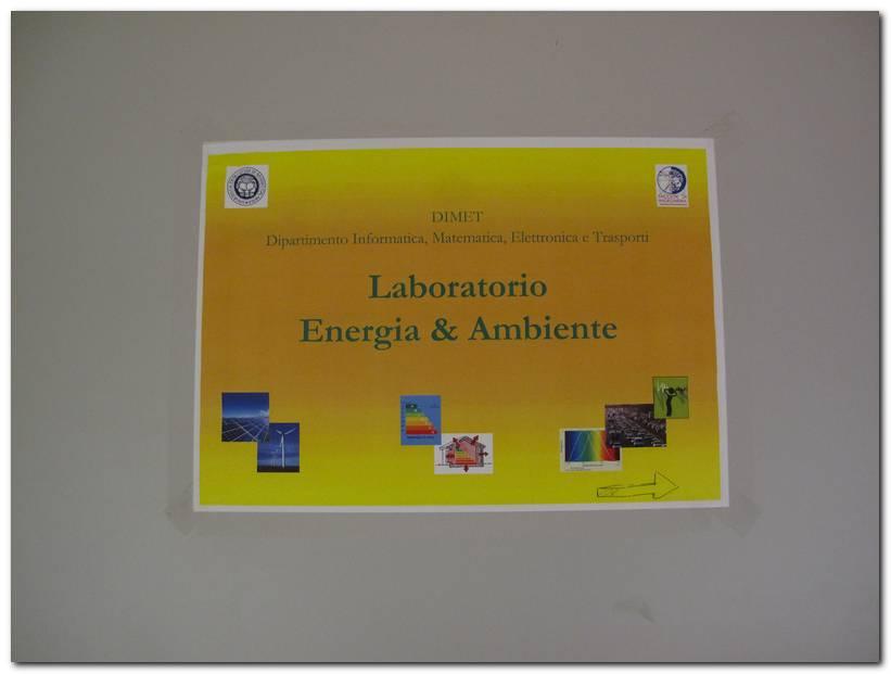 Laboratorio Energia & Ambiente