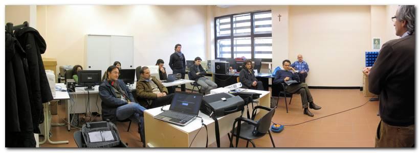 Laboratorio di Diagnostica elettromagnetica ambientale