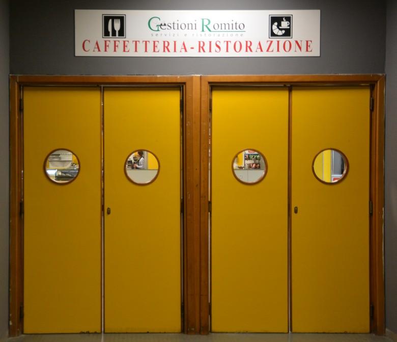 Ristrutturazione Caffetteria