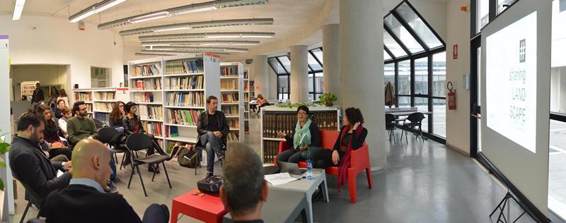 Biblioteca Architettura